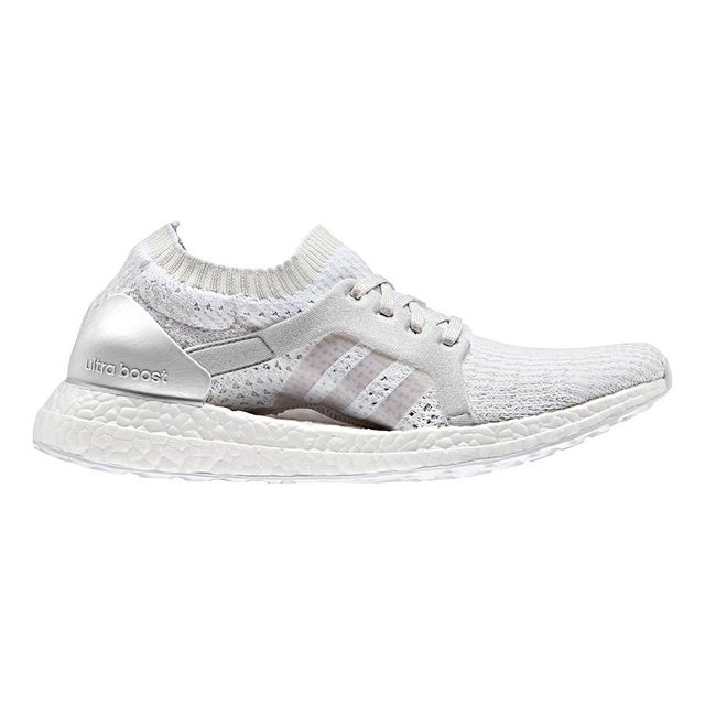 low cost c6845 8c7b4 Adidas - Chaussures adidas Ultra Boost X blanc gris femme