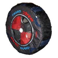 Krawehl - Enveloppes textiles antidérapantes pour un montage rapide. Ideal pour les véhicule Non chainable
