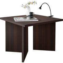 table basse wenge achat table basse wenge pas cher soldes rueducommerce. Black Bedroom Furniture Sets. Home Design Ideas