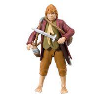 Le Seigneur Des Anneaux - Le Hobbit Figurine Bilbo 8 cm