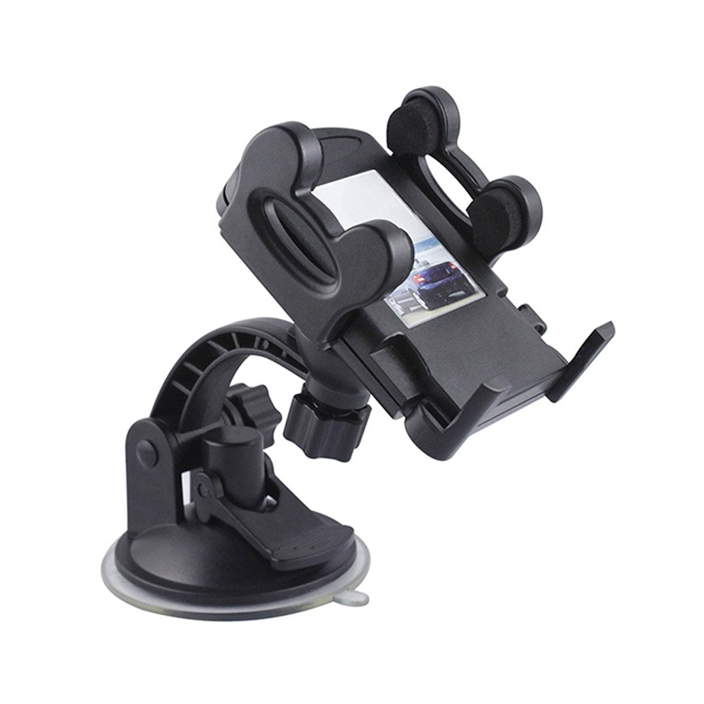 Lapinette - Support Voiture Ventouse Amovible Compatible Samsung Galaxy Note 2