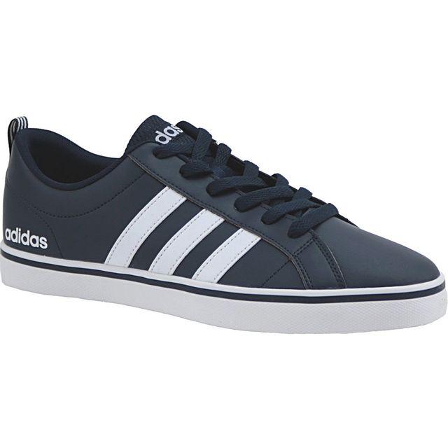 Chaussures homme Baskets Adidas Vs Pace Noir Noir Achat