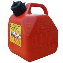 Cemo - Jerrican à carburant 5L homologué Adr