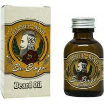 Barber Mind - Huile à Barbe Bebop - 100% d'huiles précieuses