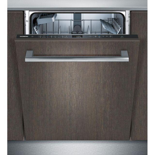 SIEMENS Lave-vaisselle tout intégrable SN658X03IE