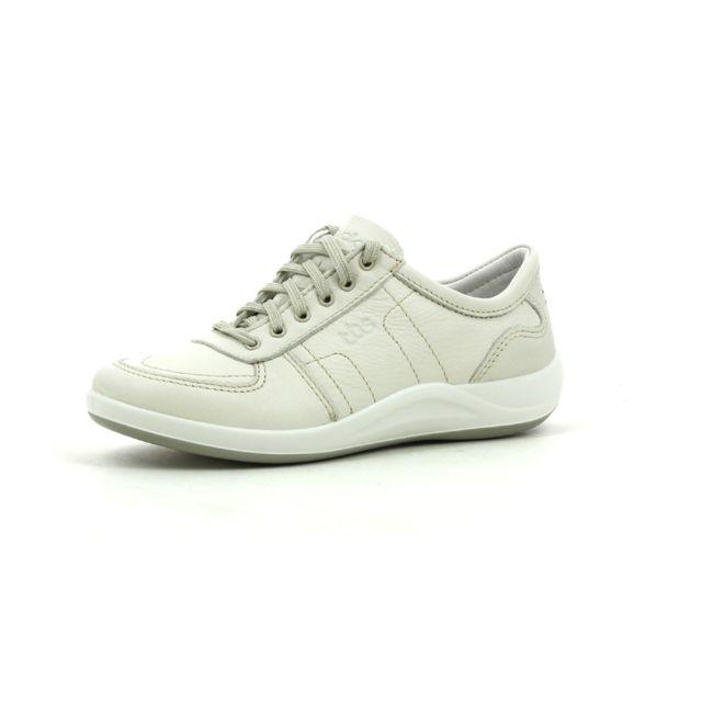 4fc8bd3895ef8 Tbs - Chaussures de ville Astral Blanc - pas cher Achat   Vente Mocassins -  RueDuCommerce