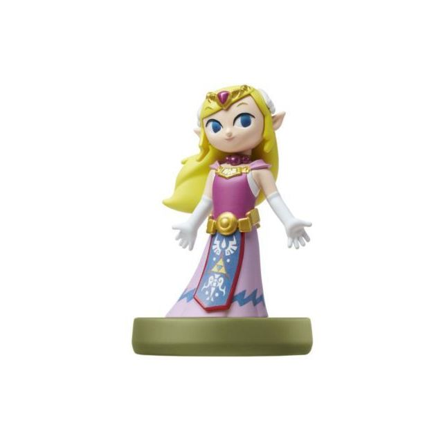 nintendo figurine amiibo amiibo zelda wind waker zelda. Black Bedroom Furniture Sets. Home Design Ideas