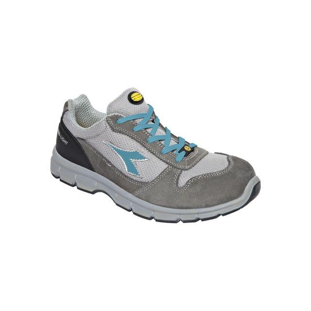 Textile S3 Esd Sécurité Ii Src De Run Diadora Low Basse Chaussure qj35A4RL