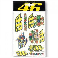 Vr 46 - Tattoo Set Vr46