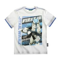 Star Bar - Star Wars-The Clone Wars Garcon Tee-shirt