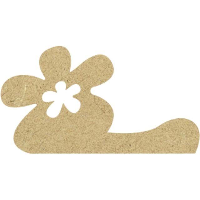 Graines Creatives - Porte-couteau Mdf Fleur - Graine créative - pas ...