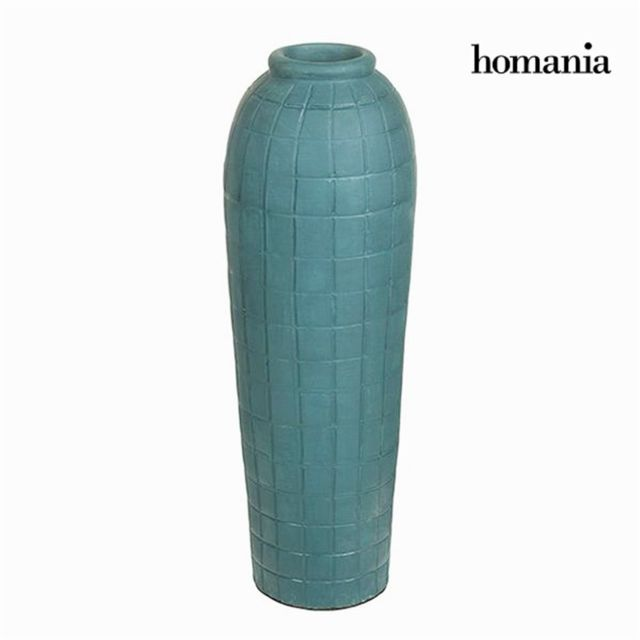 Homania Vase Bleu - Collection Ellegance by