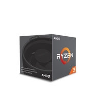 RYZEN 3 1200 WITH Wraith Stealth Cooler