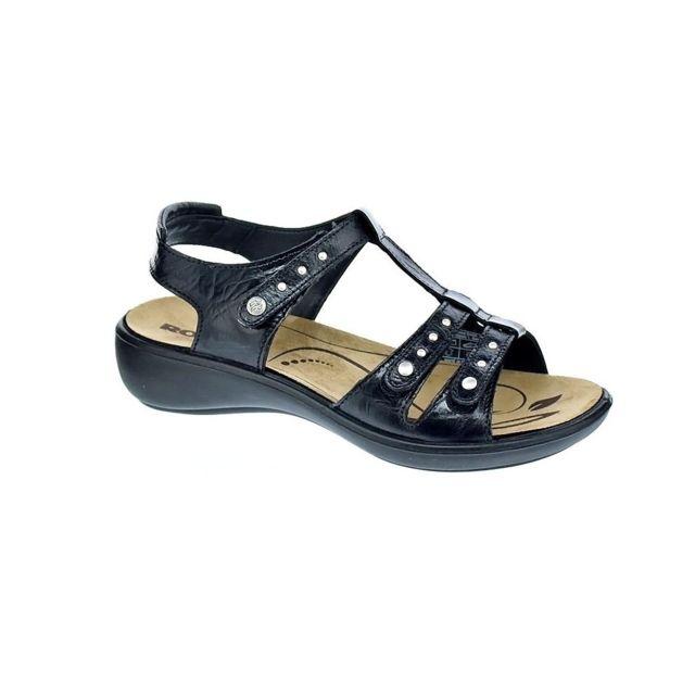 Femme Chaussures Pas Romika Ibiza Sandales Bleu Cher 37 Modele 8mN0Ovwn