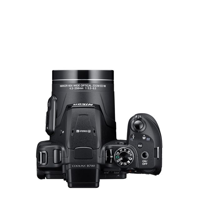 NIKON - appareil photo bridge noir - b700