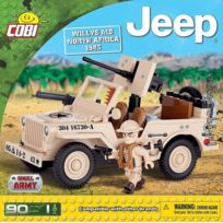 Cobi - Jeep Willys Mb North Africa 1943