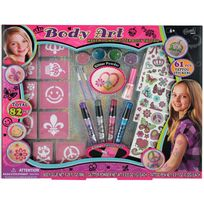 Gloss - Set de Maquillage Body Art - 82 Pcs