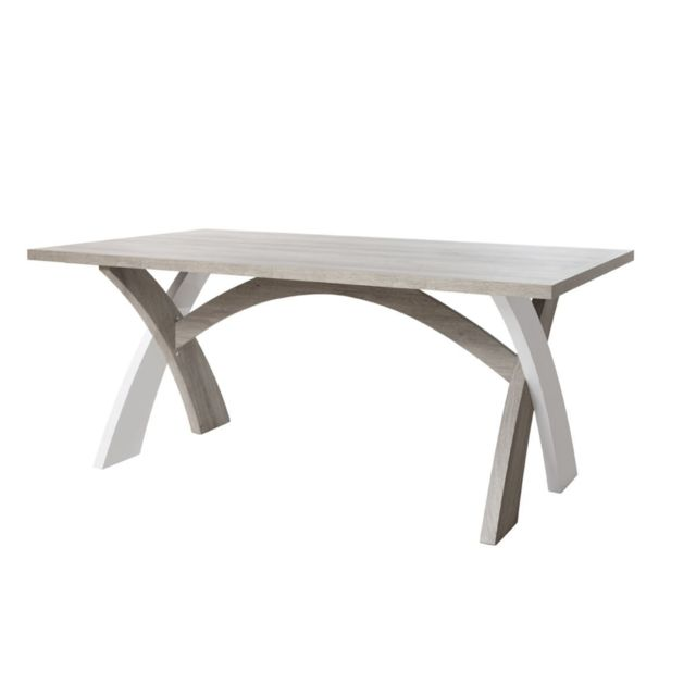 Altobuy Domino - Table Rectangulaire 180cm