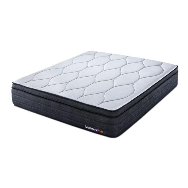 Memorypur Matelas Duotech 90x190