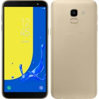Samsung - Galaxy J6 - 32 Go - Or