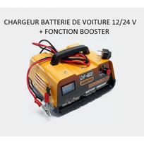 Bigb - Chargeur de batterie voiture 12v /24 volts avec fonction booster