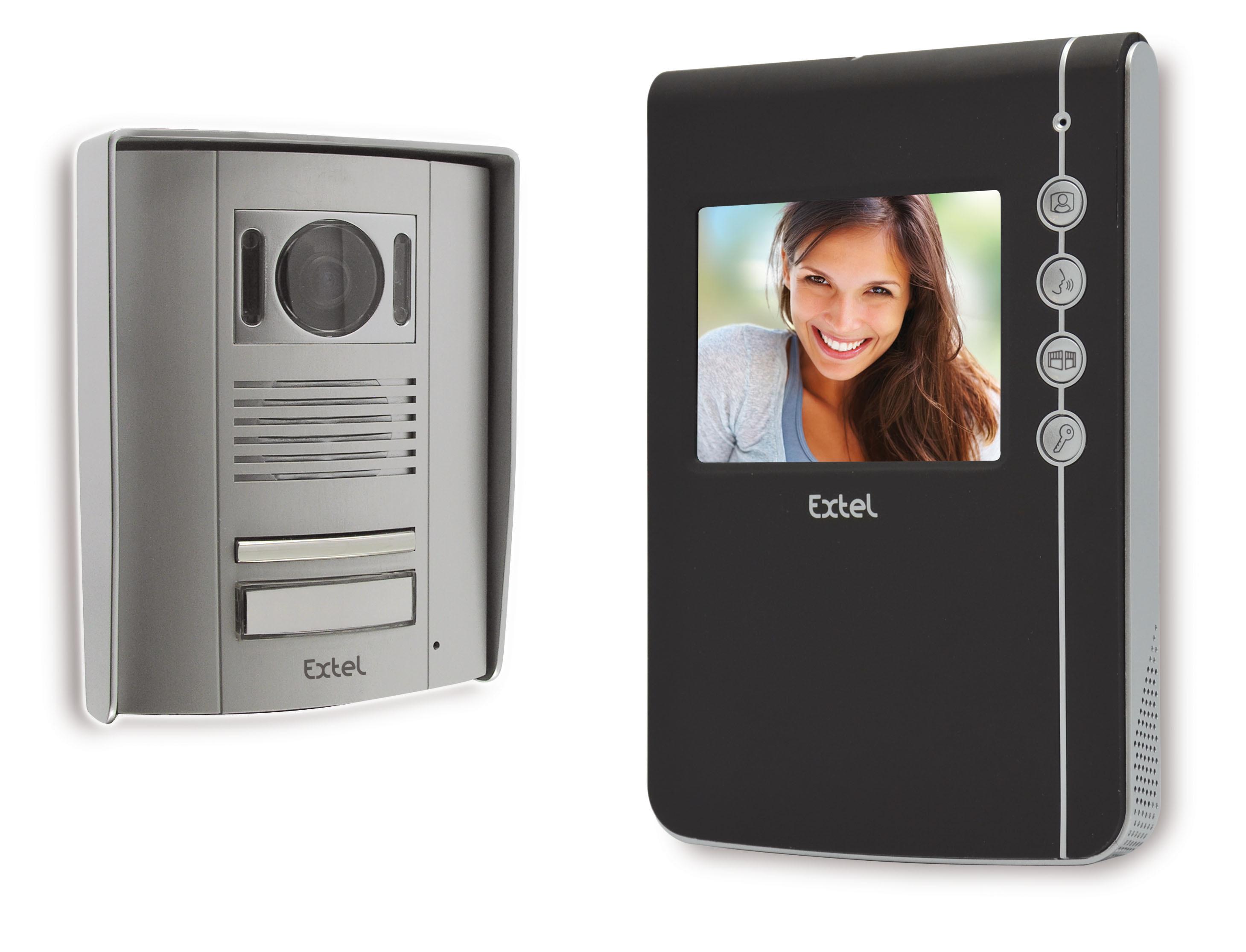 Visiophone 2 fils compact LENA 11.3