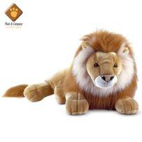 Plush&Company - Peluche Rex Lion 70 cm