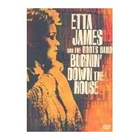 Eagle Rock Entertainment - Etta James And The Roots Band - Burnin' Down The House IMPORT Dvd - Edition simple