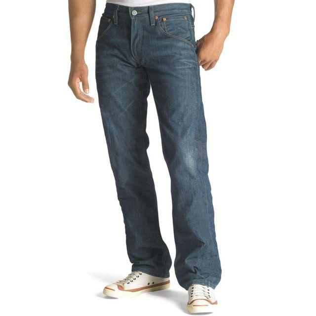 d7538f983fe02 Levi S - Levis - Jean - Homme - 514 Slim Straight Fit - Green Pj s 0004