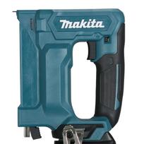 Makita - Agrafeuse 10,8 V Li-Ion 2 Ah Cxt 7 / 10 mm machine seule st113DZ
