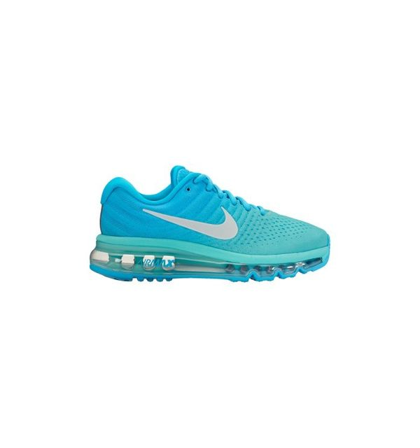 Nike Air Max Ivo Gris, Turquoise, Blanc pas cher Achat