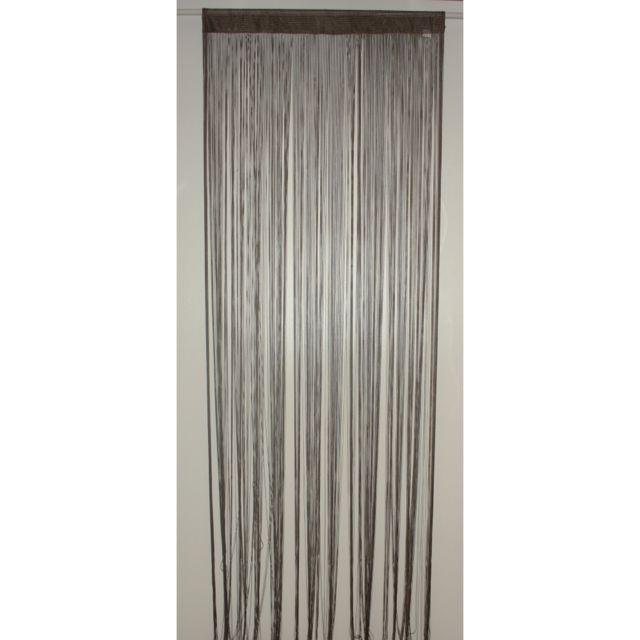 homemaison rideau fils spaghetti pas cher achat vente rideaux rueducommerce. Black Bedroom Furniture Sets. Home Design Ideas