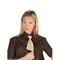 Isacco - Petite Cravate Biscuit