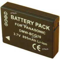 Otech - Batterie Appareil Photo pour Panasonic Lumix Dmc-zx1