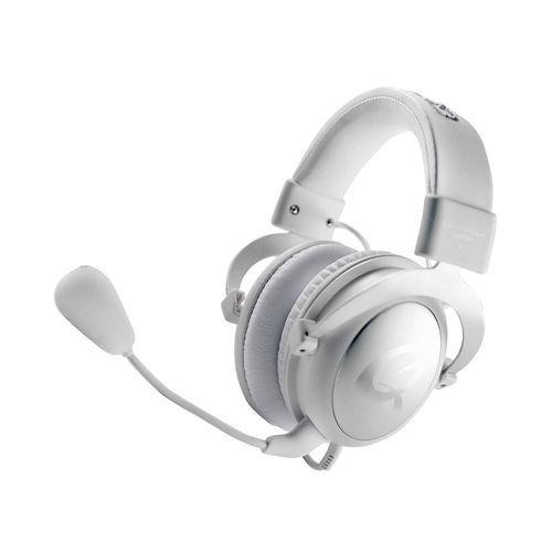 QPAD Casque QH-90 Pro Gaming Premium Blanc