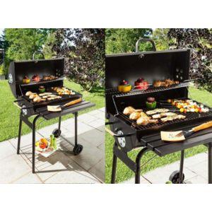jardideco barbecue charbon cardenas pas cher achat vente barbecues charbon de bois. Black Bedroom Furniture Sets. Home Design Ideas