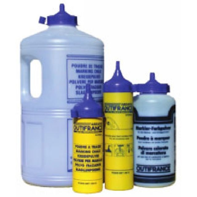Outifrance - Poudre de traçage Bleue 2500 g