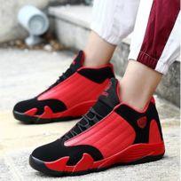 buy online 4f0bf dbf01 Wewoo - Chaussures Tete ronde, de sport plein air, air décontracté, haut en