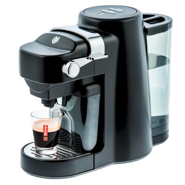 malongo machine expresso dosettes ne oh 802913 noir achat cafeti re expresso. Black Bedroom Furniture Sets. Home Design Ideas