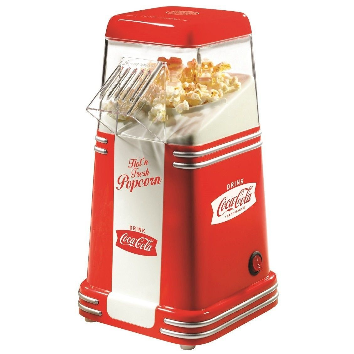 Machine à Pop Corn Coca - CC120