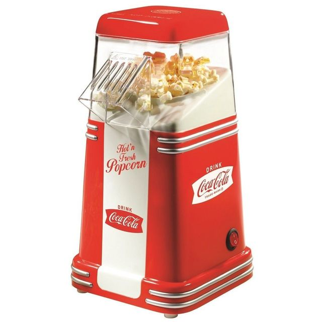 SIMEO Machine à Pop Corn Coca - CC120
