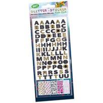 Bringmann - Sticker À Paillettes 10 X 23 Cm, 5 Feuilles-kids Club Spielzeug