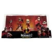 JAKKS PACIFIC - Set de 5 figurines Indestructible - 76618-7L