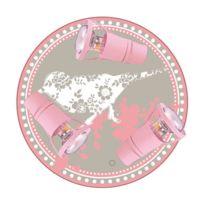 Waldi Leuchten - Applique Murale Enfant Romantique Rose