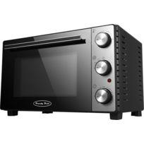 Brandybest - Brandy Best Chef350N Mini-four 35 litres convection naturelle Noir