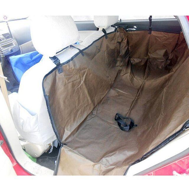 Couverture Housse Protection Etanche Siège Arrière Voiture Auto pour Chien BR
