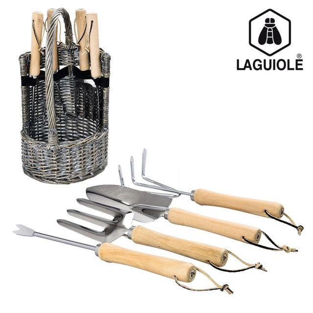 Laguiole - Set de 4 outils de jardinage - pas cher Achat / Vente ...