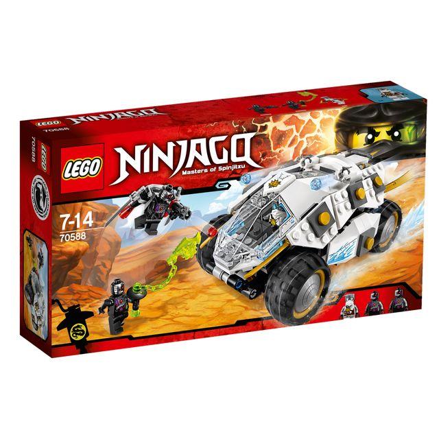 Ninjago Titane Ninja 70588 Le Du De Tumbler b6v7gYmyIf