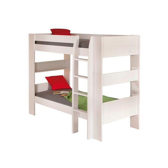 altobuy mirage lits superpos s 90x200 pas cher achat vente lit enfant rueducommerce. Black Bedroom Furniture Sets. Home Design Ideas