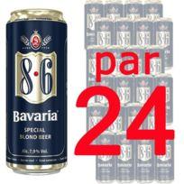 Bavaria - Pack x24 8.6 50cl boite